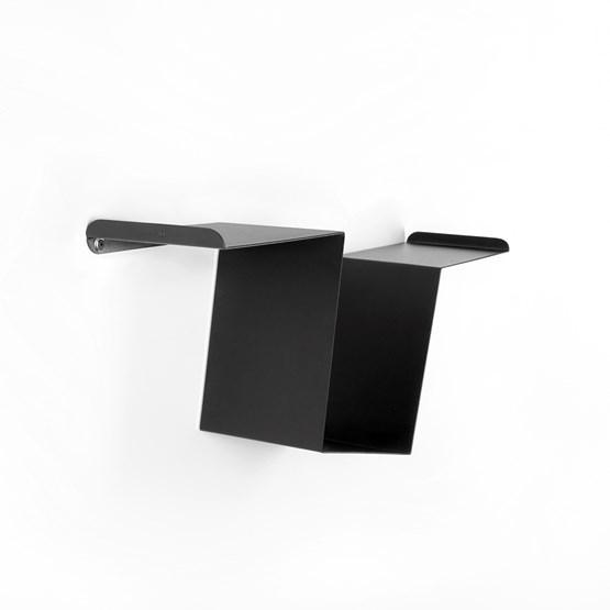 Shelf AONENE - NOIR  - Design : Gaëlle Pinel Studio