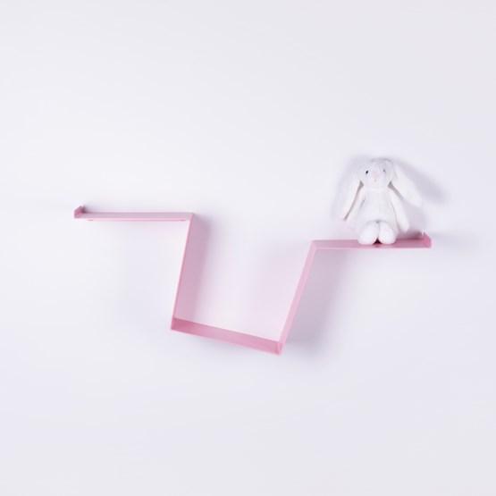 Etagère - AONENE - Rose - Design : Gaëlle Pinel Studio