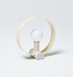 GRAVITÉ table lamp - Ash