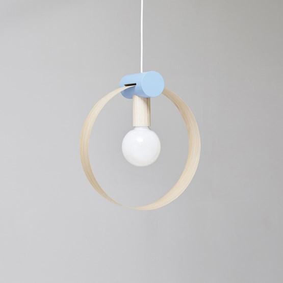Suspension GRAVITÉ - Frêne  - Design : Hetch