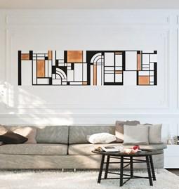Domino Decorative Art - Copper