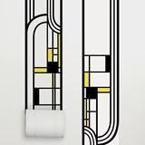 wallpaper Mini Lé - Graphite 3