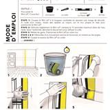 Papier Peint Mini Lé - Corail 4