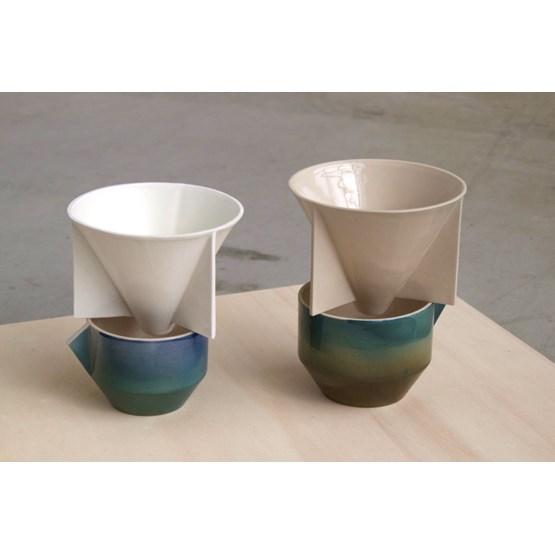 Filtre à café Percolo - Design : La gadoue Atelier