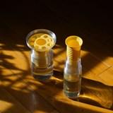 Demi-vase mimo - modèle 1+2  - jaune  5