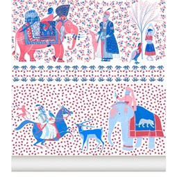 Wallpaper Chalana - ruby