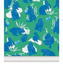 Wallpaper Haru - mint