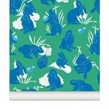 Wallpaper Haru - mint 2