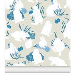 Wallpaper Haru - blueberry