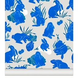 Wallpaper Haru - Cobalt