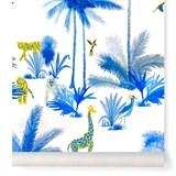 Wallpaper Grand Tamtam - Blue 2