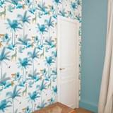Wallpaper Grand Tamtam - Turquoise 3