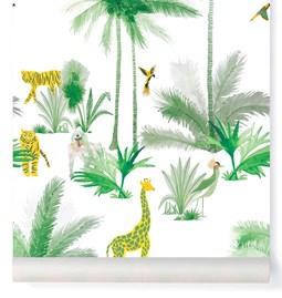 Wallpaper Grand Tamtam - minty