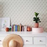 Wallpaper Maracas - Powdered 3