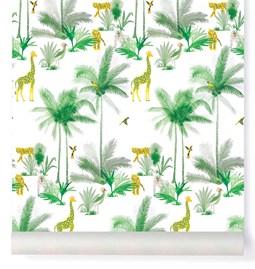 Wallpaper Tamtam - Minty