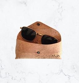 Pouch wallet - cork