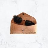 Pouch wallet - cork 2