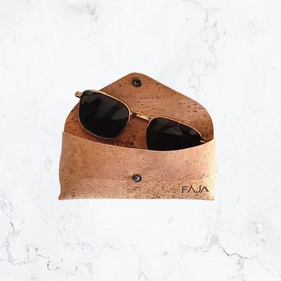 Pouch wallet - cork - Design : Faja