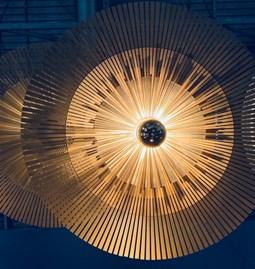 LAFAYETTE wall lamp - brass