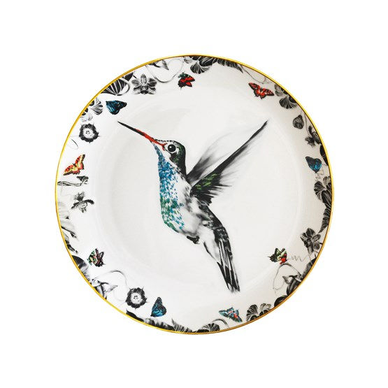 Plate Hector Hummingbird - Design : Susannah Weiland Collections
