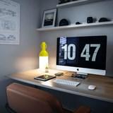 ELO outdoor lamp - yellow 3
