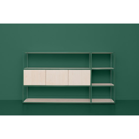 CELESTE MINI Sideboard - patina green - Design : JOHANENLIES