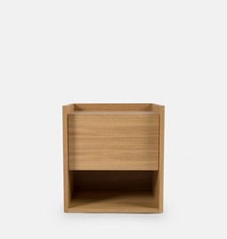MIES S side table | oak