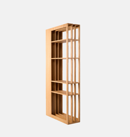 RULE bookcase | oak