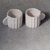 Duo espresso cups La Montagne
