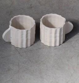 Duo tasses à espresso La Montagne