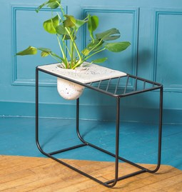 Side table Rousseau - black