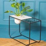 Side table Rousseau - black 2