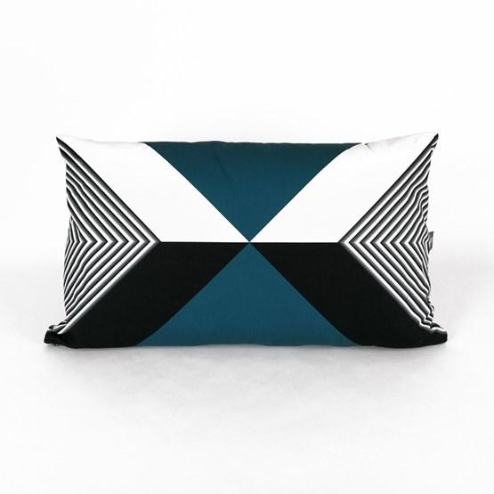 Shadow Volume M18C04 Cushion - Design : KVP - Textile Design