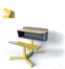 """TIK-TOK"" the croco kid's desk"
