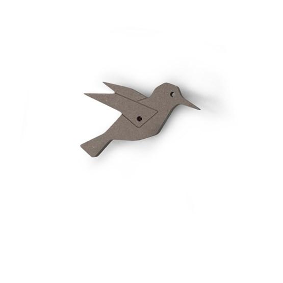 Patère Oiseau COLIBRI - Design : Studio Ruthy Design