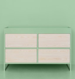 RAY Sideboard - pastel green
