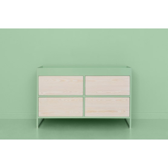 RAY Sideboard - pastel green - Design : JOHANENLIES