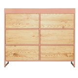 RAY Sideboard - beige red 7