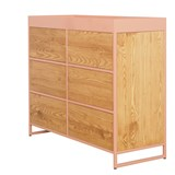 RAY Sideboard - beige red 8
