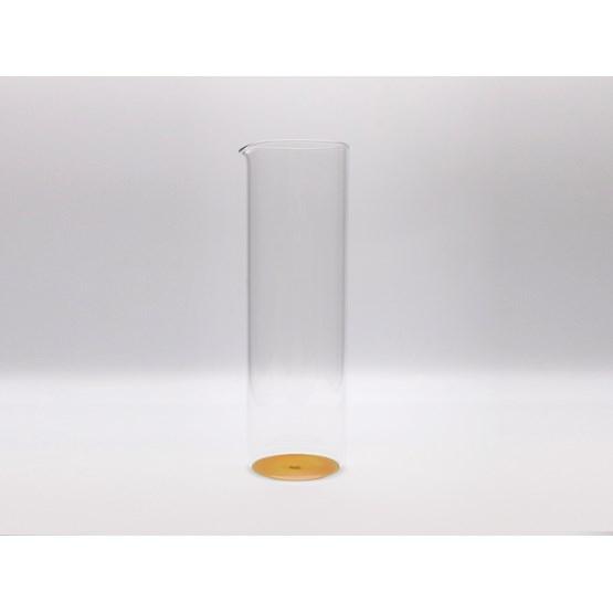 Pitcher IRIDE 75cl - orange - Design : KANZ Architetti