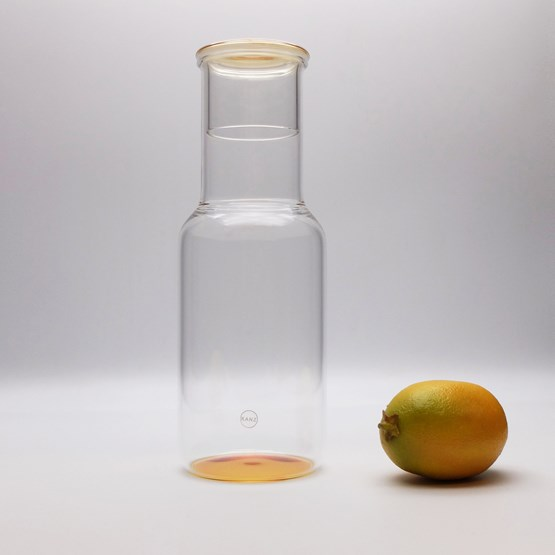 Bottle IRIDE - orange - Design : KANZ Architetti