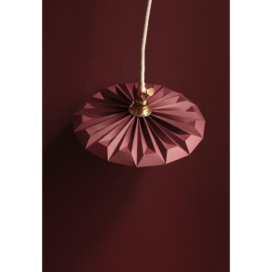 Baladeuse Piléa - bordeaux - Design : Anne-Charlotte Saliba