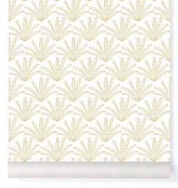 Wallpaper Maracas - beige