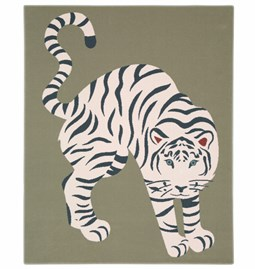 Tapis Tiger