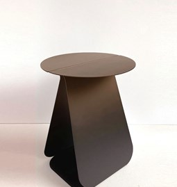 Round table YOUMY -  lacquered in shades