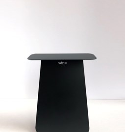 Table rectangulaire YOUMY - noir anodique
