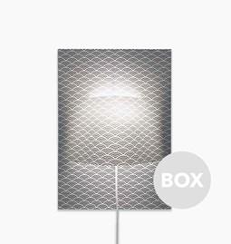 Lampe POSTER - Box 55