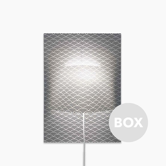Lampe POSTER - Box 55 - Design : Yoy