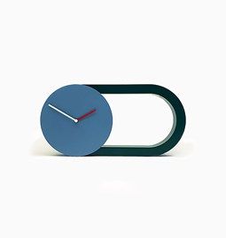 360° clock - Designerbox
