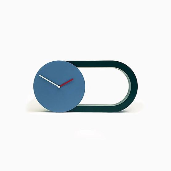 360° clock - Designerbox - Design : Marta Bakowski